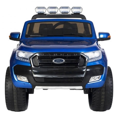 Детский электромобиль Ford New Ranger Lux (Лицензия) Автокраска