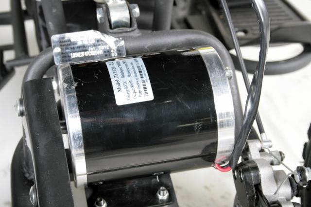 Dc 48 в/60 в двигателя