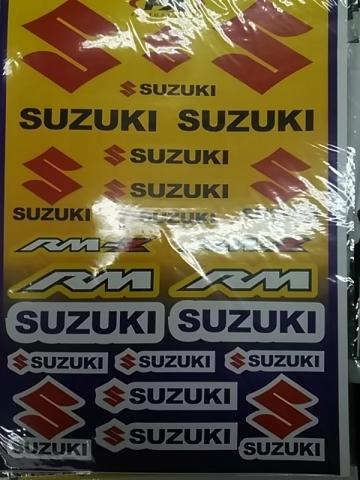 Купить запчасти на мотоцикл suzuki
