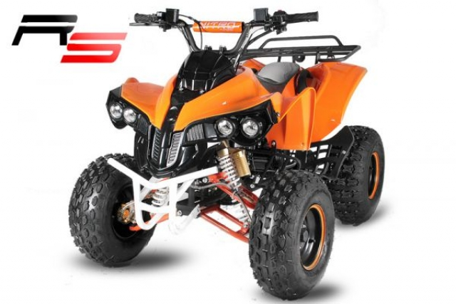 Купить квадроцикл NITRO Motors Warrior RS8-A