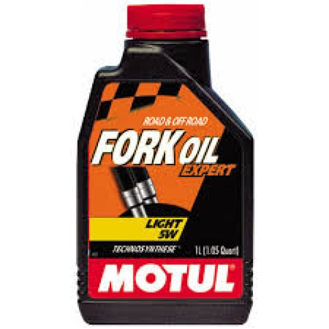 Масло вилочное Motul Fork Oil Expert Medium 5W